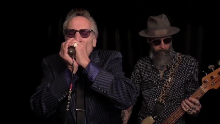 Blues Harp Legend Rick Estrin